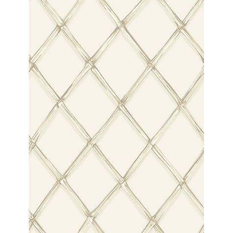 Cole & Son Bagatelle Paste the Wall Wallpaper, Stone, 99