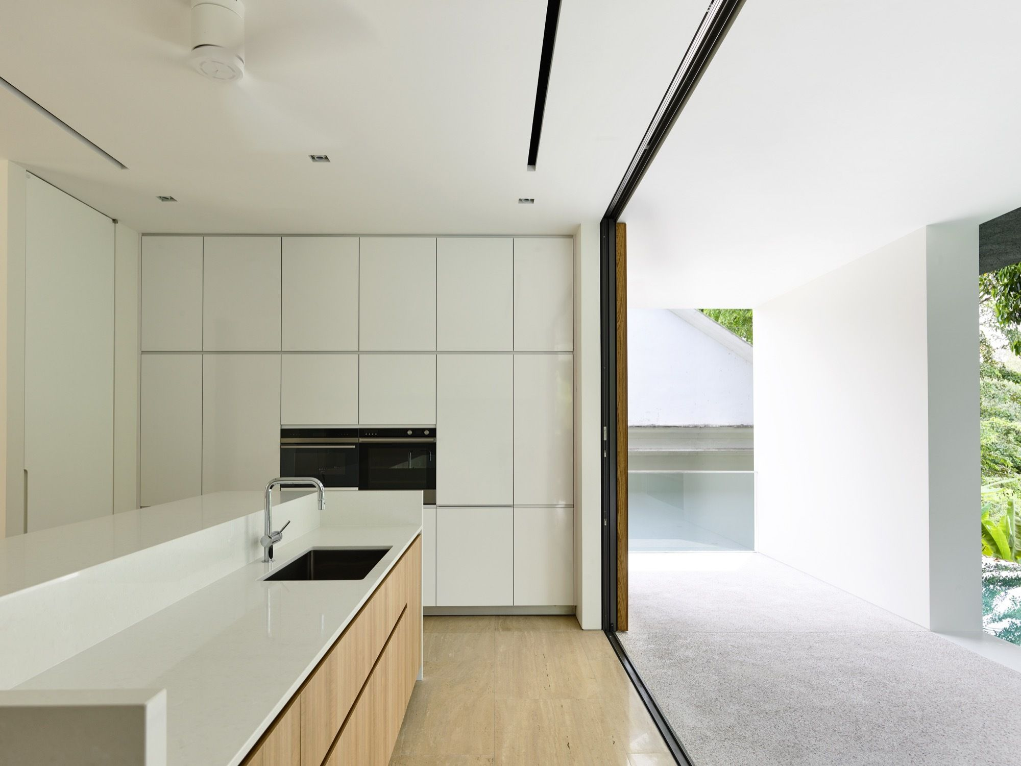 Gallery Of Kap House Ong Ong Pte Ltd 33 House Modern House Contemporary House