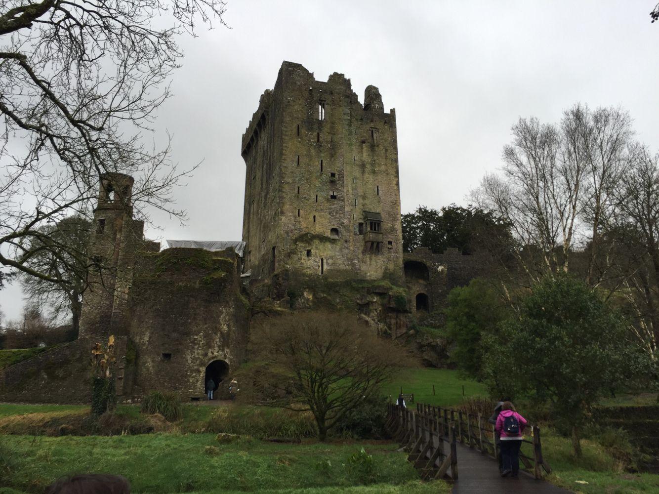 Blarney Castle, County Cork, Ireland