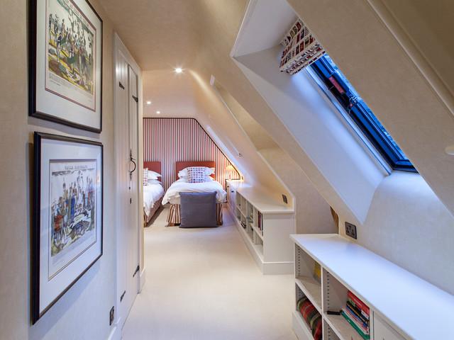 10 Genius Ways to Fit Extra Storage into Your Loft