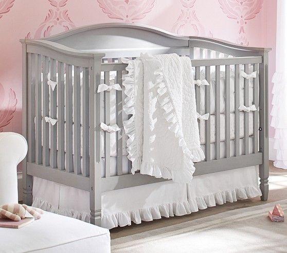 Ruffle Collection Nursery Bedding Girl Nursery Bedding