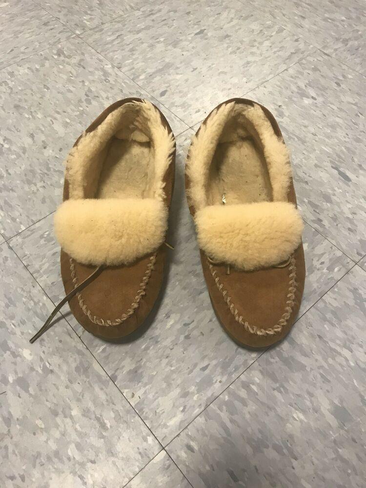 ll bean house shoes