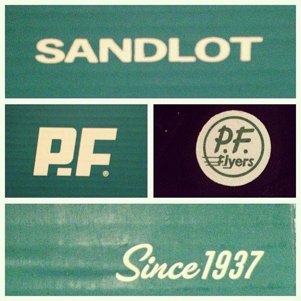 best loved c4536 6832e pf flyers   sandlot logo love   instagram photo by  theycallmedavis (David  Monzingo)
