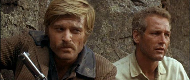 Image result for NEWMAN AND REDFORD IN BUTCH CASSIDY & THE SUNDANCE KID