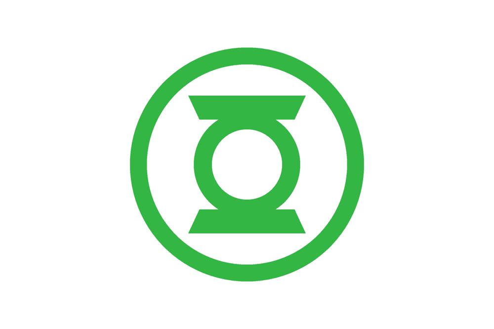 Top 10 Superhero Logos Symbols Logo Design Inspiration Logo Design Branding Graphics Green Lantern Logo Logo Design Creative