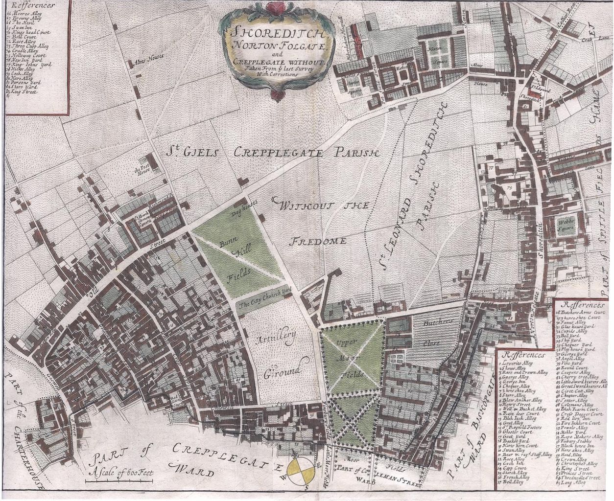 Shoreditch Map Oral Histories Are Gold Dont Wait Until Your - Oral map