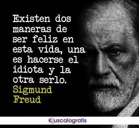 Frases Filosóficas Frases De Freud Frases Filosoficas Y