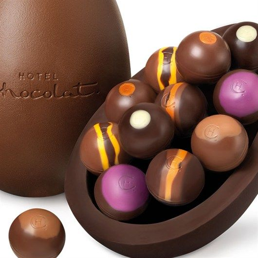 Your eggcellency extra thick easter egg inside youll discover luxury chocolate easter eggs stunning easter gifts at hotel chocolat find the perfect easter gift or simply indulge in our award winning chocolate negle Images