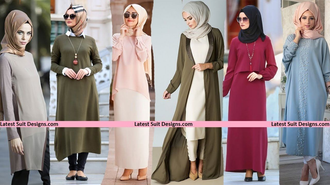 New Hijab Fashion Styles 2018,2019 For Women