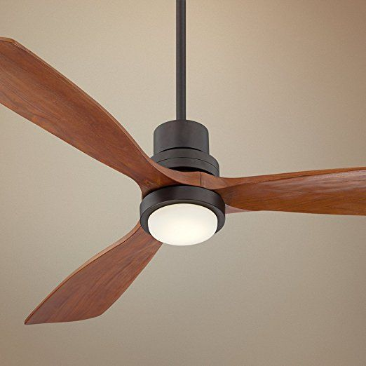 52 Quot Casa Delta Wing Bronze Outdoor Led Ceiling Fan Amazon Com Ceiling Fan Outdoor Ceiling Fans Ceiling Fan With Light