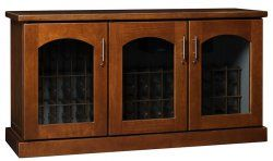 Contemporary credenza #winecabinet made for #winestorage for your #wine collection