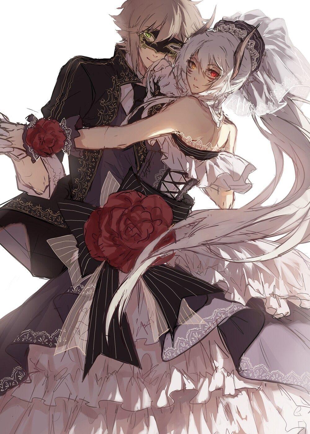 Pin By A On Masquerade Anime Anime Maid Manga Anime