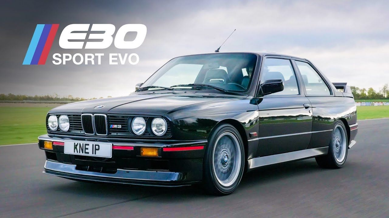 Bmw E30 M3 Sport Evo The M3 Masterpieces Ep 1 Carfection 4k