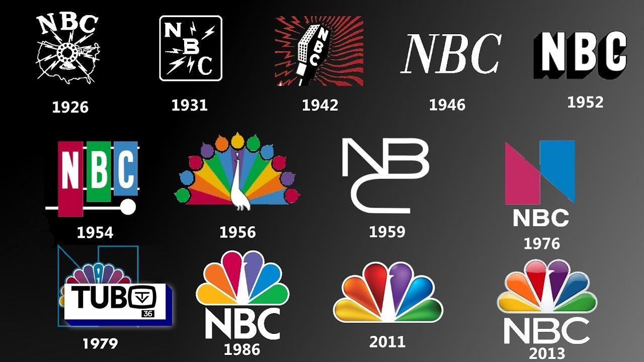 Image result for nbc logo evolution Company id