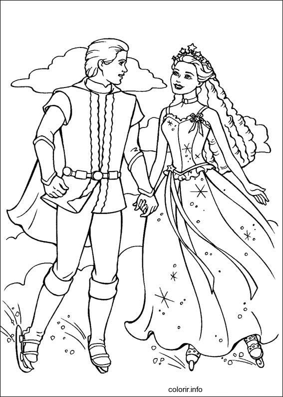 barbie and ken - Google Search | Coloring Pages *Barbie / Disney ...