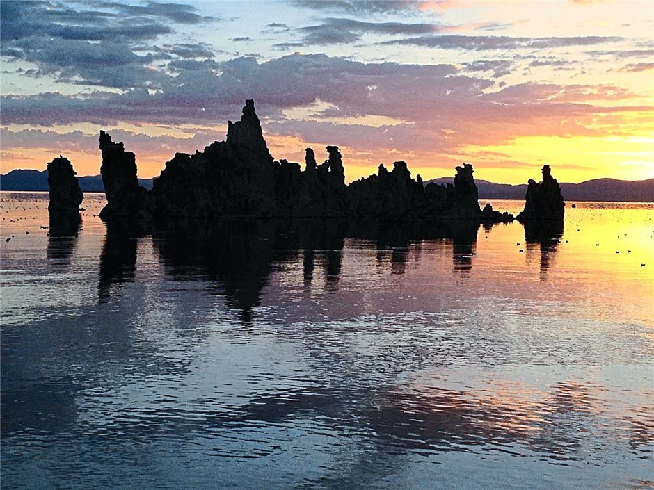 Mono Lake – California, United States  Once you get near the water... you are in a place like none you've ever seen before. Totally mesmerising. - Photo from TripAdvisor