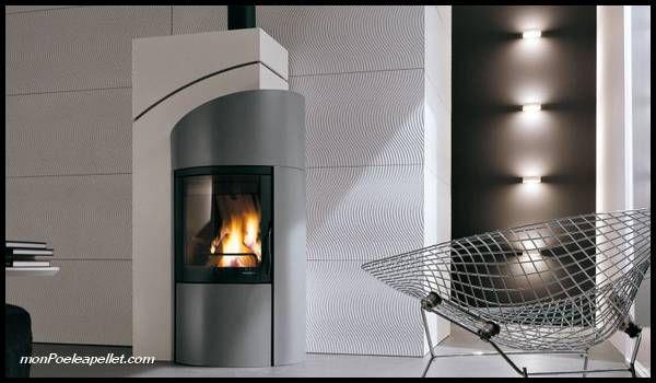 poele palazzetti marilyn mixte bois granule renovation. Black Bedroom Furniture Sets. Home Design Ideas
