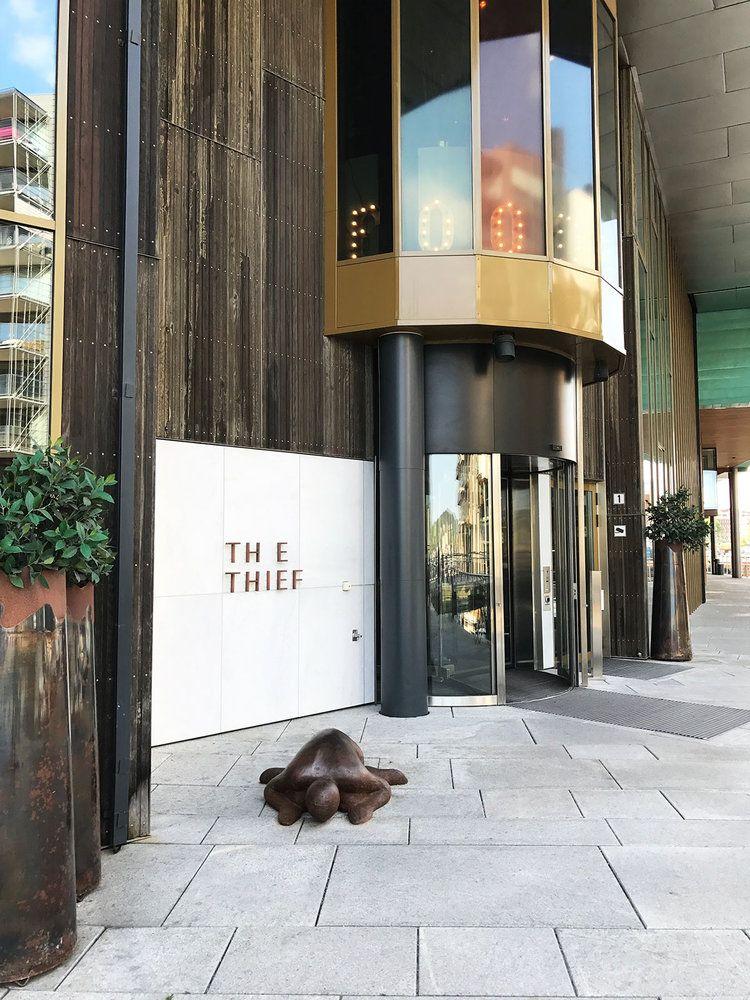 Hotel Spotlight The Thief Oslo Norway Sapphire Elm Travel Co The Thief Oslo The Thief Hotel Oslo Oslo Hotels