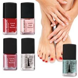 Dr.\'s Remedy Enriched Nail Polish, Non-Acetone Remover, Anti-Fungal ...