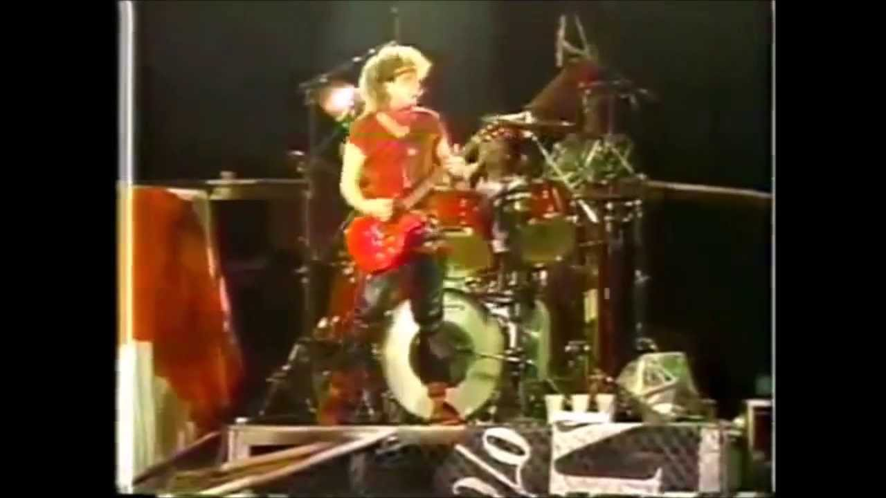 Sammy Hagar I Don T Need Love Live Sammy Hagar Rock Videos Need Love