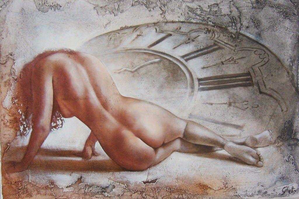 retratos-de-espalda-mujeres-sin-ropa   art   Pinterest   Sin ropa ...