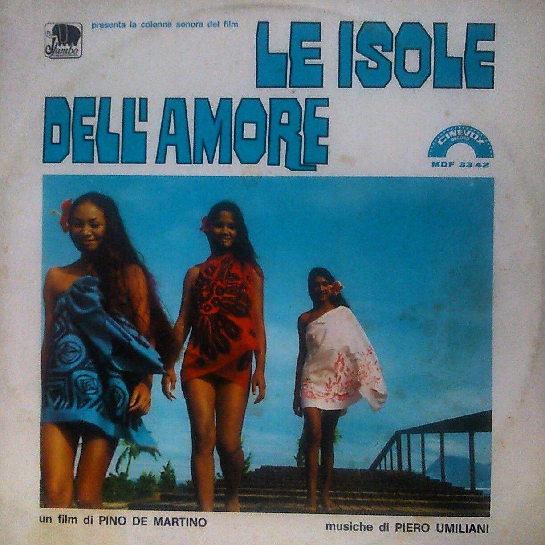 Piero Umiliani Le Isole Dell Amore Capas De Discos Record Covers Pinterest Isole E Amore
