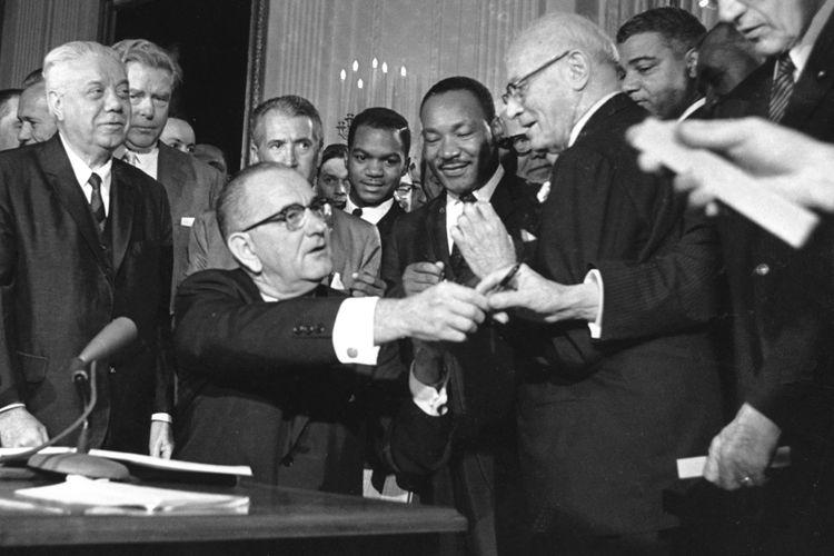 Title VI Of The Civil Rights Act Of 1964 42 U.S.C. § 2000d Et Seq.