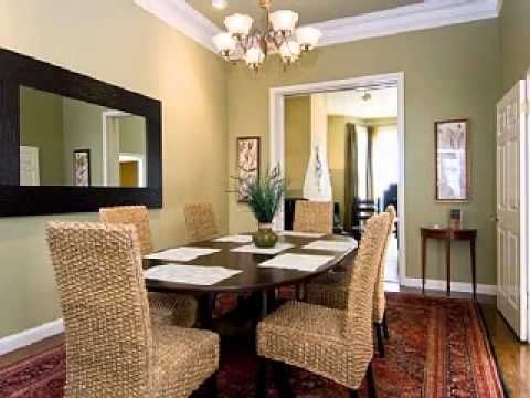 Formal Dining Room Decor Ideas Youtube Dining Room Colors