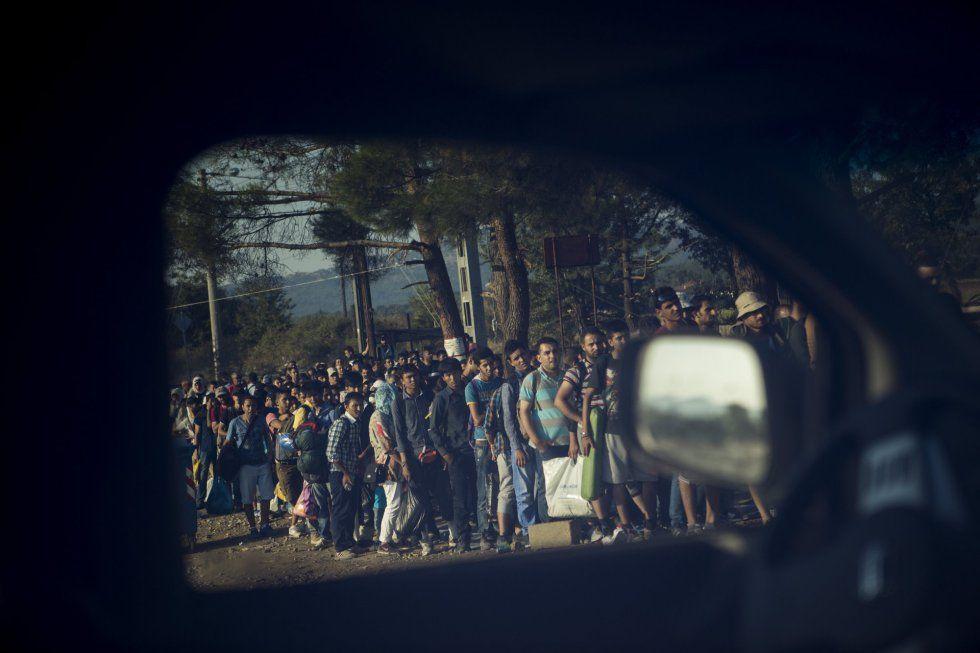 Fotos: Inmigración: La tragedia de los refugiados que huyen de la guerra | Internacional | EL PAÍS