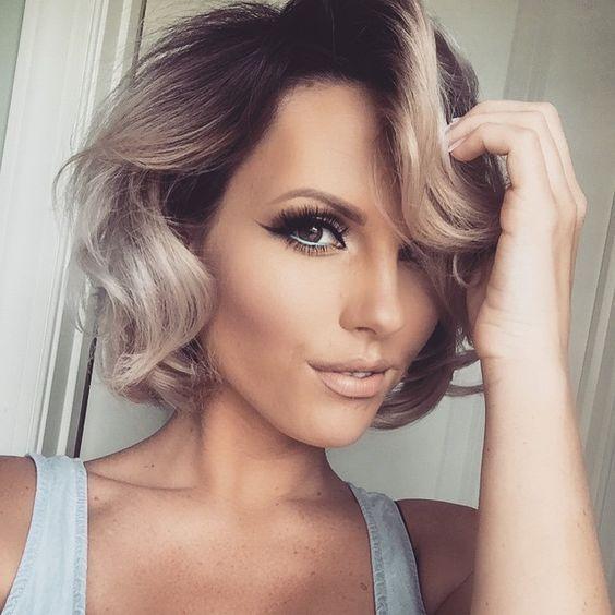 19 Cortes De Pelo Para Nias Frescas Romantic Short Hair Easy