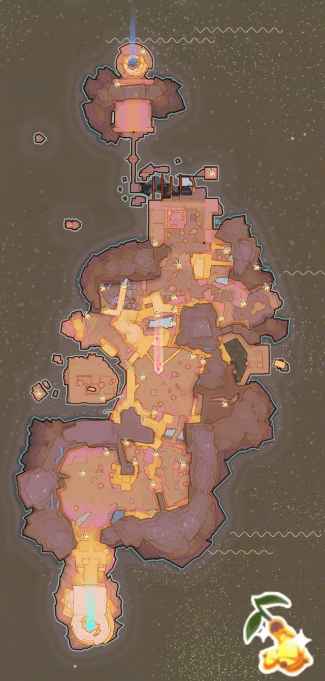 Slime Rancher Map : slime, rancher, Slime, Rancher, Gilded, Ginger, Locations, (Map), Rancher,, Game,, Screen, Savers