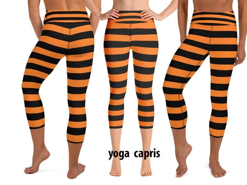 Park Art|My WordPress Blog_Orange Sports Bra And Leggings Set