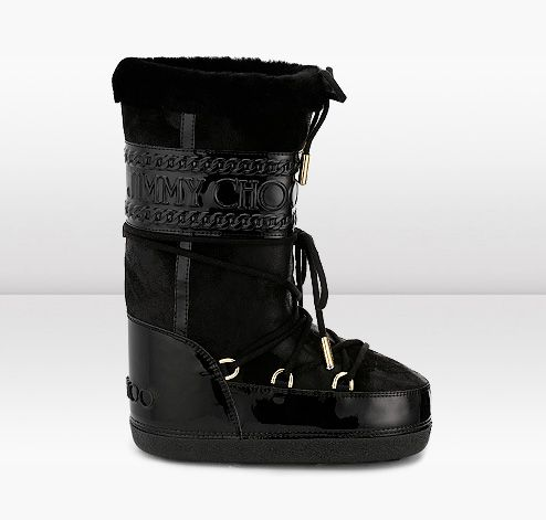 Jimmy Choo Moon Boots | Boots, Fall winter shoes