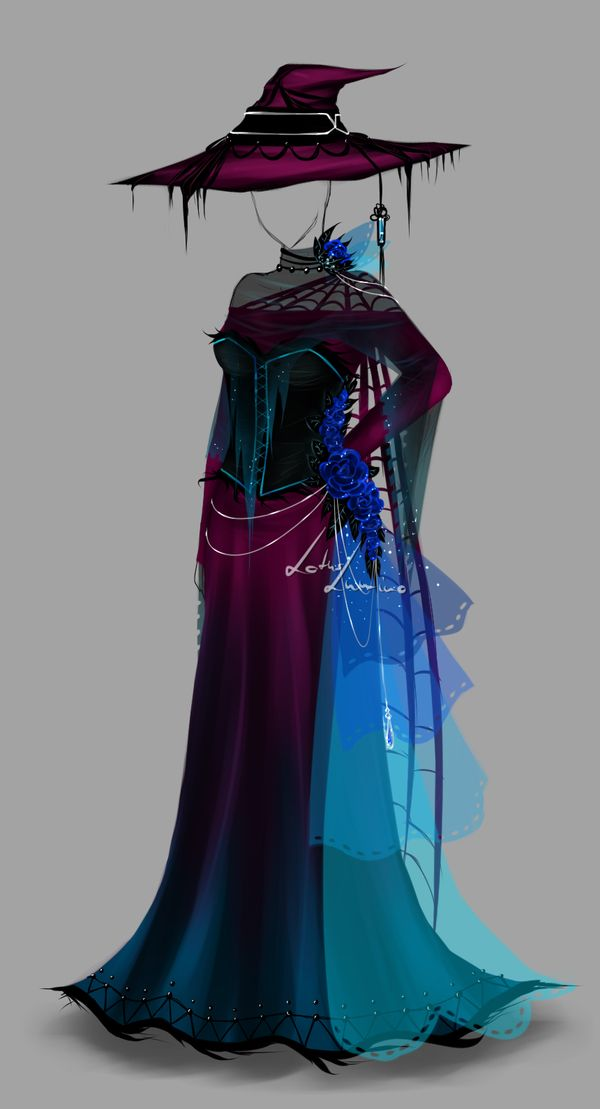 Outfit design - 150 - closed by LotusLumino on @DeviantArt ...