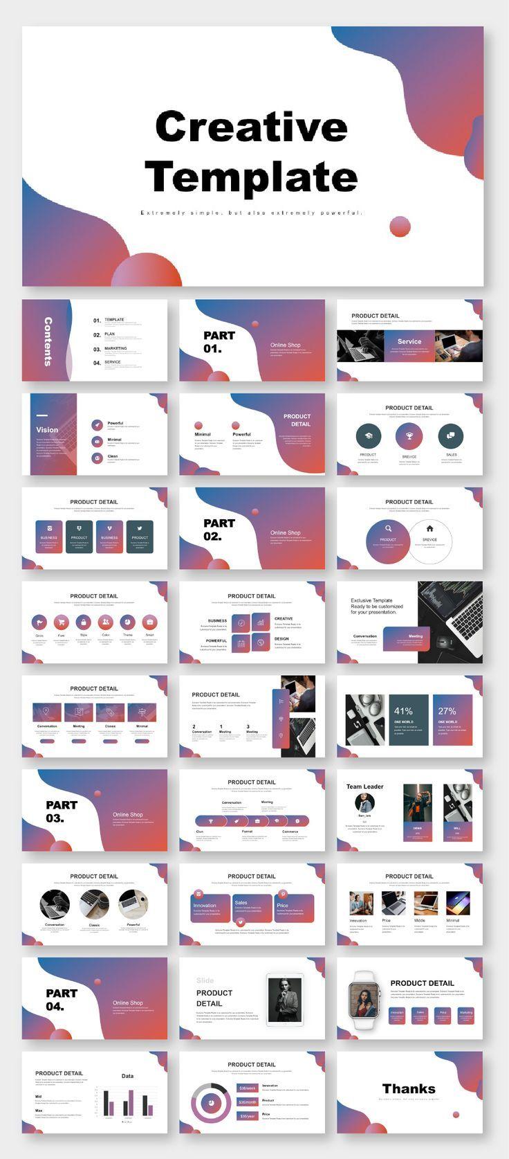 Infographics Presentation