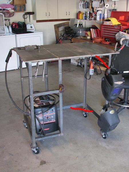 Great Little Tig Welding Station Workshop Junkies