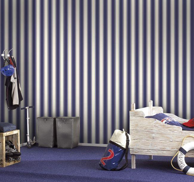 Empapelado vertical bebe papel de parede papeles - Papel decorativo para muebles ...