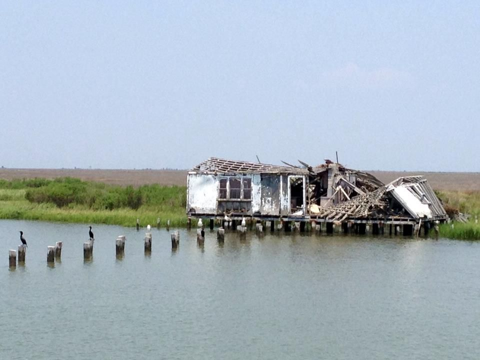 Smith Island Maryland It S Slowly Sinking Into The Bay