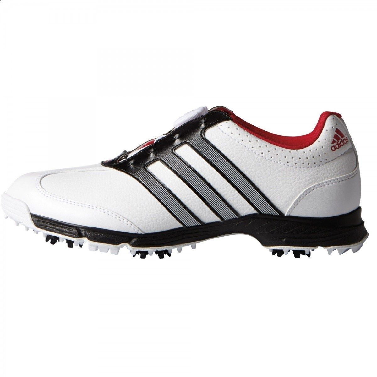 the best attitude b5185 6ef64 Golf Shoes - Adidas Womens Golf Shoe Response BOA F33311 WhiteBlack from  Golf Ski Warehouse