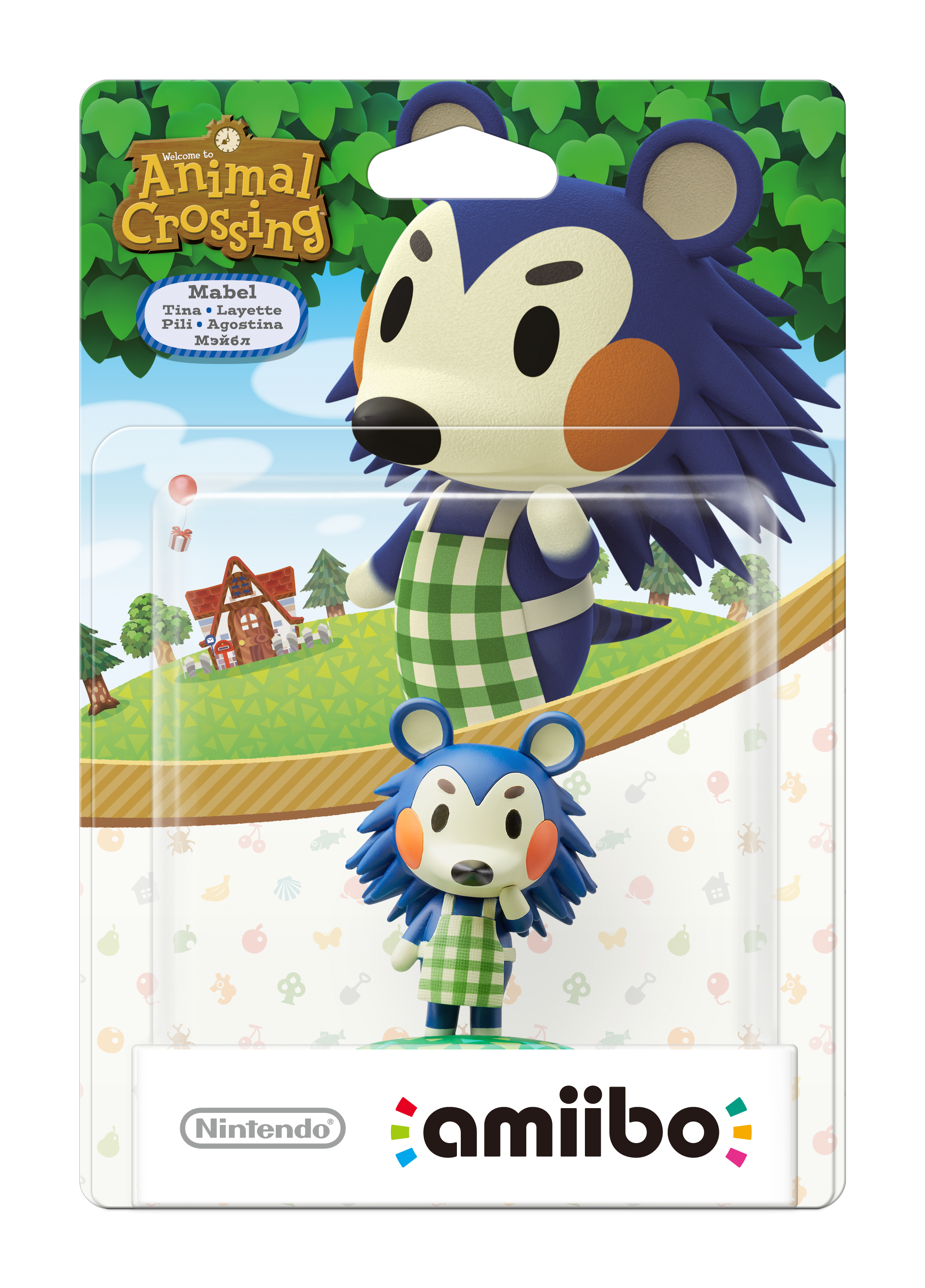 Animal crossing amiibo virtual town nintendo amiibo - Happy home designer amiibo figures ...