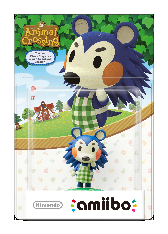 Animal Crossing Amiibo Nintendo amiibo, Amiibo, Animal