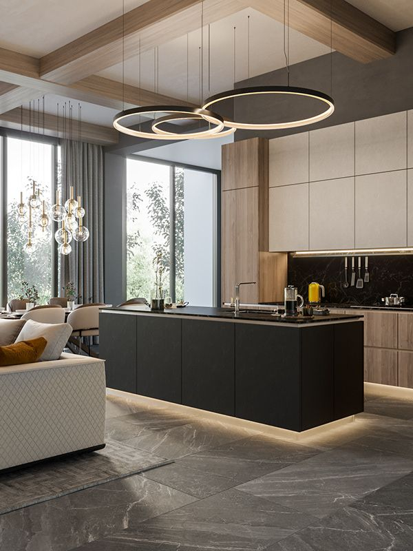 Luxury apartment in residential complex Baisanat -