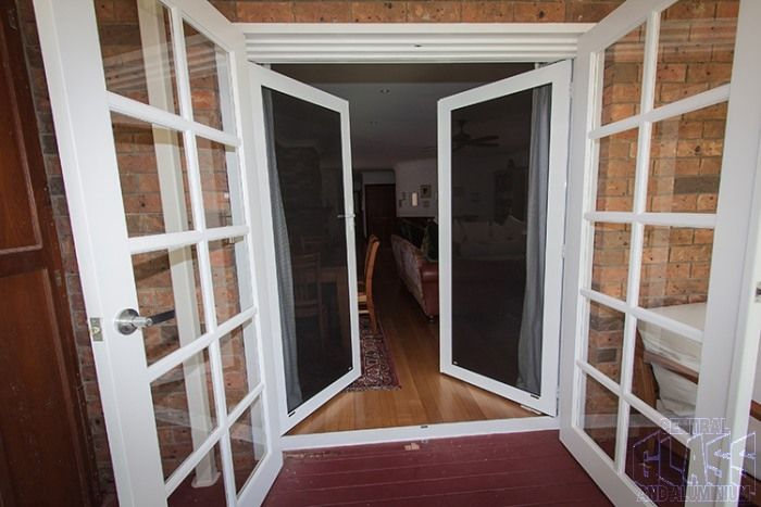 Crimsafe Gallery - Central Glass And Aluminium | Security Doors ...