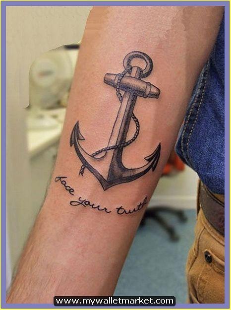 تمام تصاویر خود را در Anchor Tattoos Picture Free Download مشاهده کنید Arm Tattoos For Guys Cool Forearm Tattoos Wrist Tattoos For Guys