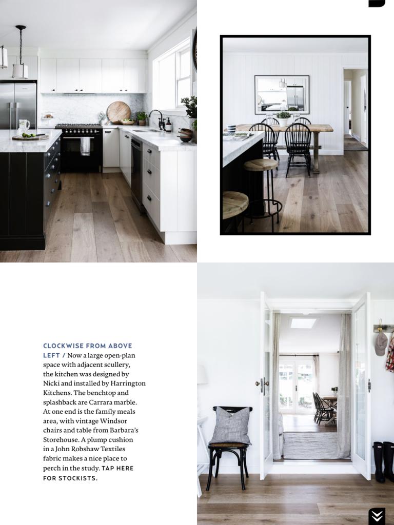 Cottonwood House Garden Magazine New Kitchen Home House