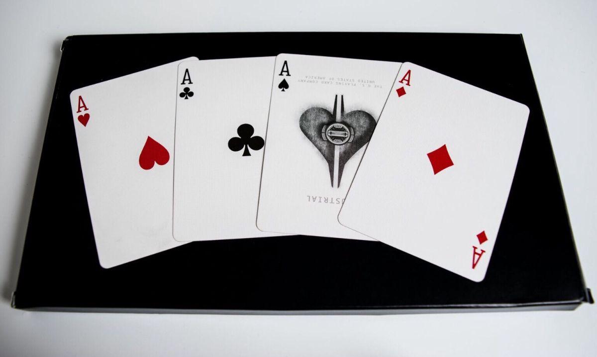 4 card poker hand rankings
