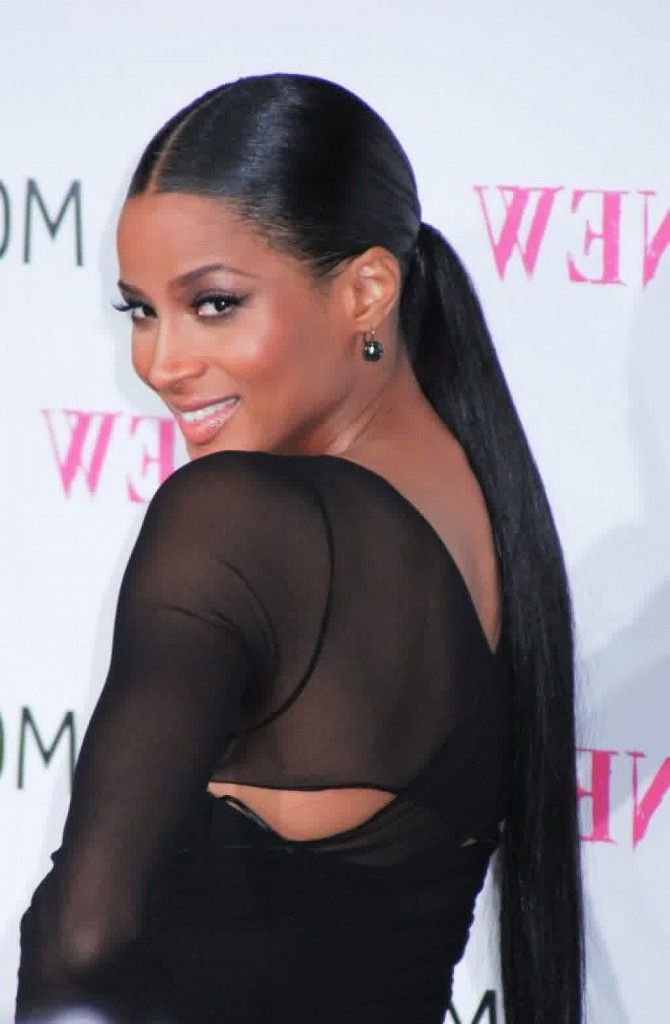 Best Long Weave Ponytail Hairstyles For Girls Girls