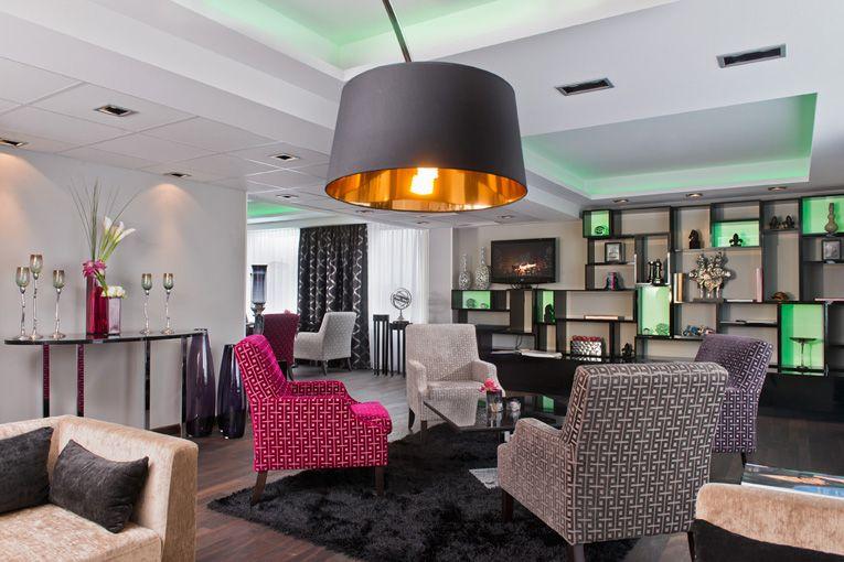 Club Lounge Hotel Palace Berlin, das persönliche