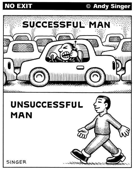 #successful #unsuccessful