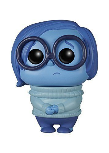Funko Pop Disney Pixar Inside Out Sadness Toy Figure Favorite